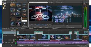 Sony Vegas Pro 16.0 Build 424 Crack + Key Full Version Free Download