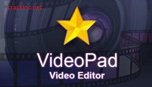 VideoPad Video Editor 7.11 Beta Crack + Key [Mac + Win] Download