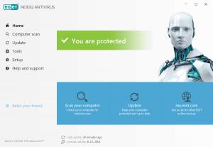 ESET NOD32 Antivirus 14.2.24.0 Crack with Serial Key Free Download