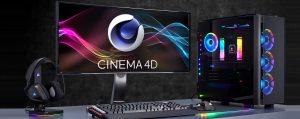 CINEMA 4D R20.059 Crack + Keygen For Mac Free Download