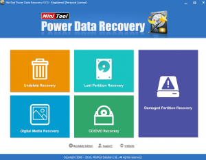MiniTool Power Data Recovery 8.8 Crack + Key 2020 Download Latest