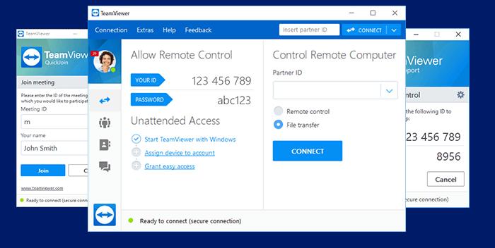 TeamViewer 15.20.6.0 Crack + License Key Full Version Download 2021