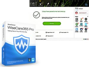 Wise Care PRO 5.9.1 Crack With Key Free Download