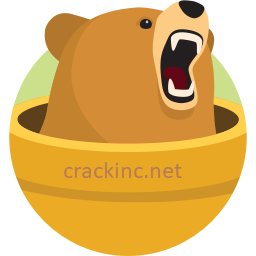 TunnelBear 4.4.6 Crack With Serial Key 2021 Free Download
