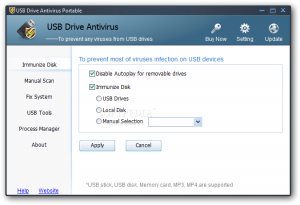 USB Drive AntiVirus 3.02 Crack + Registration Key Full Version Download