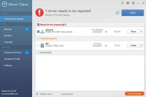 Driver Talent 8.0.3.12 Crack With Serial Key 2021 Free Download